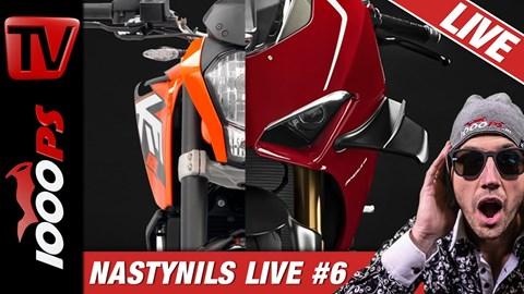 Motorrad Termin Tolle Motorräder in jeder Preisklasse - NastyNils Live Folge 5 - 20 Bikes von 1.000 bis 20.000 Euro