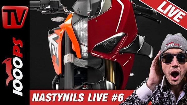 Tolle Motorräder in jeder Preisklasse - NastyNils Live Folge 5 - 20 Bikes von 1.000 bis 20.000 Euro