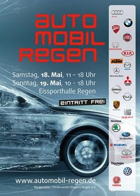 Autoausstellung Eissporthalle Regen