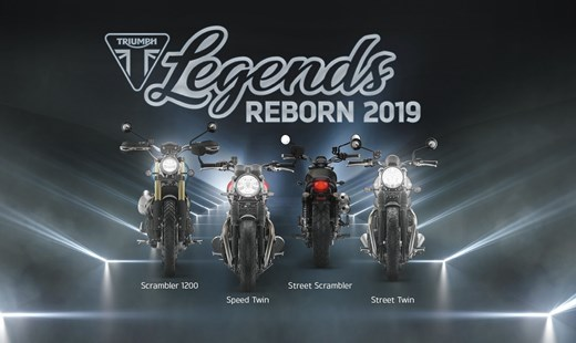 Legends Reborn 2019
