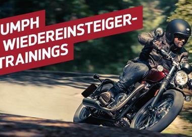 Motorrad Termin WIEDEREINSTEIGERTRAINING