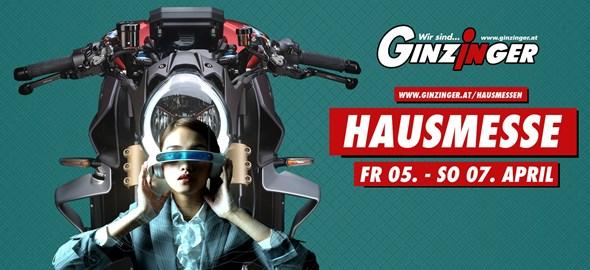 Motorrad Termin Ginzinger Innsbruck Hausmesse
