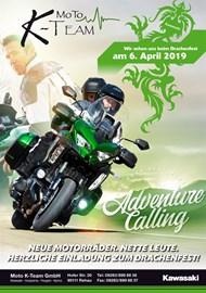Motorrad Termin Drachenfest 2019 - Saisonauftakt