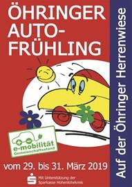 Motorrad Termin Öhringer Autofrühling