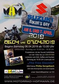 Motorrad Termin MHM Suzuki Bikersday