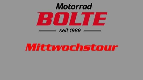 Motorrad Termin Mittwochstour im Mai