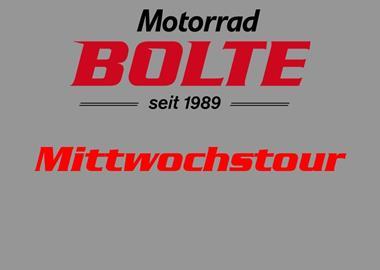 Motorrad Termin Mittwochstour im Juni
