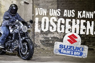 SUZUKI BIKERSDAY vom 06. bis 07. April 2019