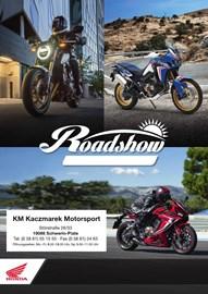 Motorrad Termin Honda Roadshow bei Kaczmarek Motorsport
