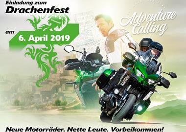 Motorrad Termin DRACHENFEST 2019 / SAISONSTART