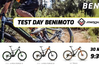 TEST DAY BENIMOTO / MEGAMO