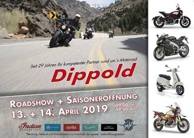 Motorrad Termin Roadshow - Saisoneröffnung
