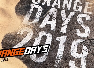EVENTS KTM ORANGE DAY 2019