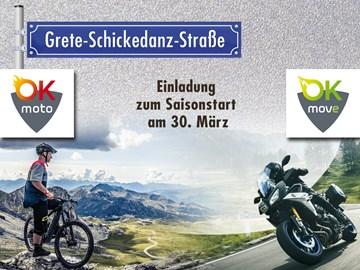 Motorrad Termin 25 Jahre OK Motorräder mit Tombola uvm.