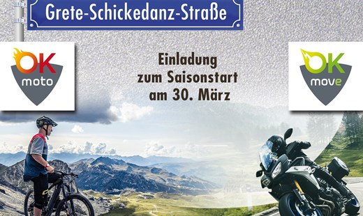 25 Jahre OK Motorräder mit Tombola uvm.