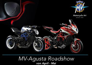 Motorrad Termin MV-Agusta Roadshow in Ried im Innkreis