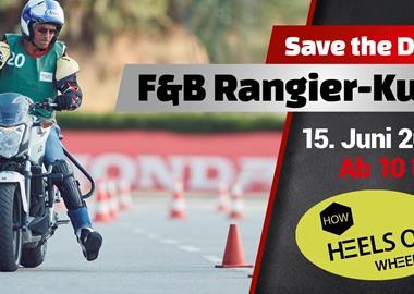 Motorrad Termin 1. Fischer & Böhm Motorrad-Rangier-Kurs
