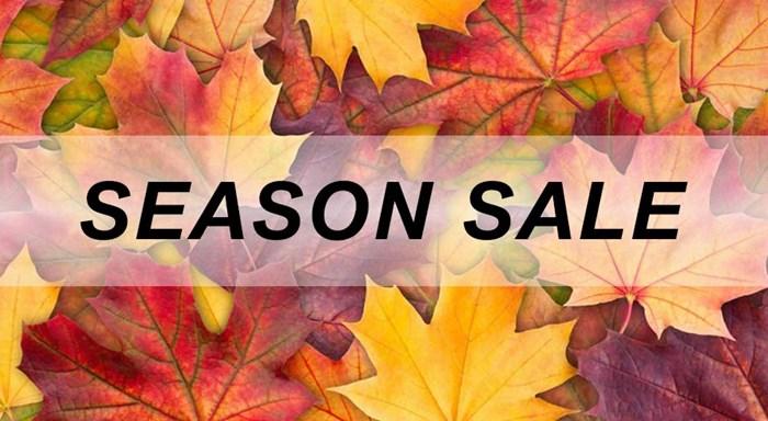 Season Sale!