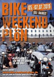 Motorrad Termin Bike Weekend Plön
