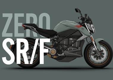 Motorrad Termin Zero SR/F Testride-Day bei hmf