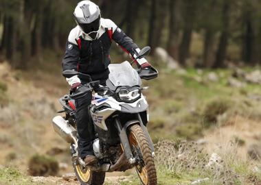 Motorrad Termin Geführte Offroad Runde für Anfänger