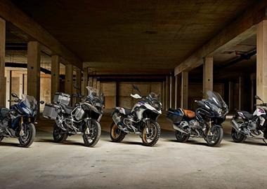 Motorrad Termin Vorstellung der neuen BMW R 1250 RS