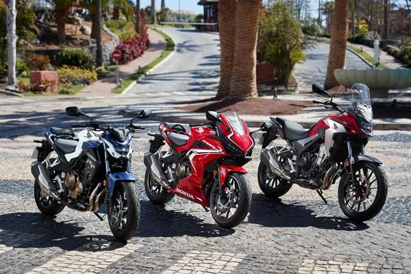 Motorradausfahrt 2019