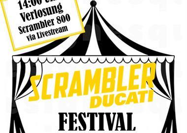 Motorrad Termin SCRAMBLER Festival