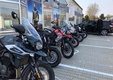 Motorrad Termin Probefahrt - Event