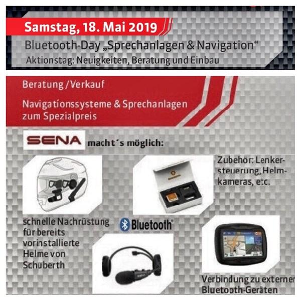 """Bluetooth-Day """" Sprechanlagen & Navigation"""""""