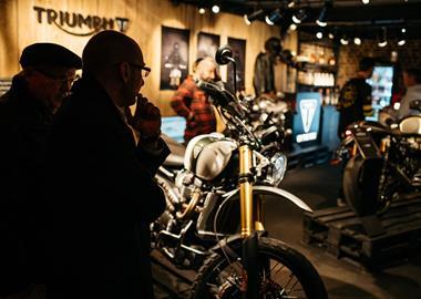 Motorrad Termin MAN´s World