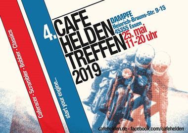 Motorrad Termin Café Helden