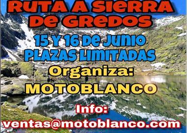 Motorrad Termin Ruta de la Vera, Jerte y Sierra de Gredos