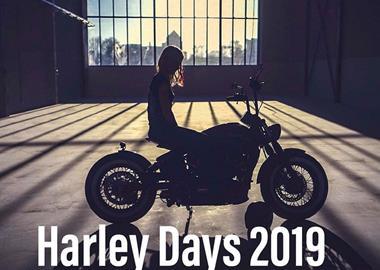 Motorrad Termin Legendary Cycles Hamburg Chapter zu den Hamburg Harley Days
