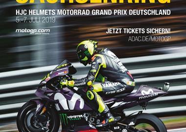 Motorrad Termin MotoGP 2019