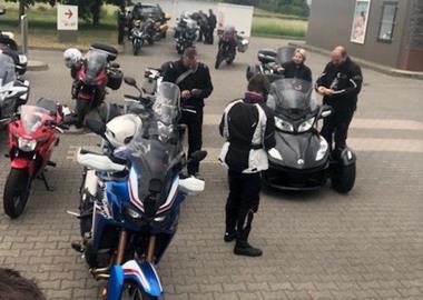 Motorrad Termin Pfingstausfahrt 2019