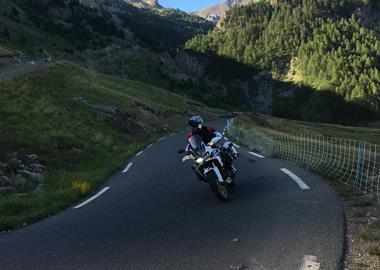 Motorrad Termin Kurvenräubertour 2019