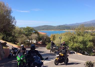 Motorrad Termin Sardinientour 2020