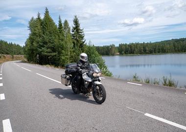 Motorrad Termin Reisevortrag - Rund um die Ostsee