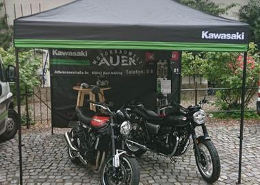 Motorrad Termin Kampenwand Historic 2019