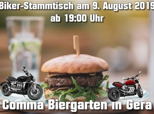 Biker-Stammtisch in Gera