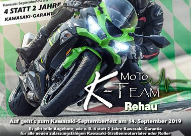 Motorrad Termin September - Saison-Abverkauf-Aktion!