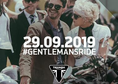 Motorrad Termin Distinguished Gentleman's Ride 2019
