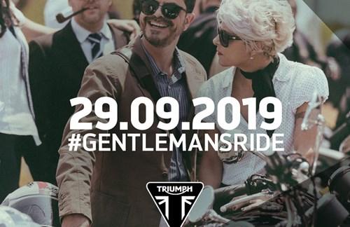 Distinguished Gentleman's Ride 2019