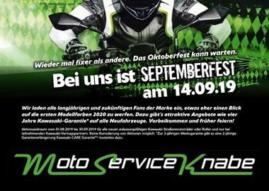 Motorrad Termin Herbstfest / Neueröffnung