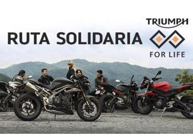 Motorrad Termin Triumph for Life