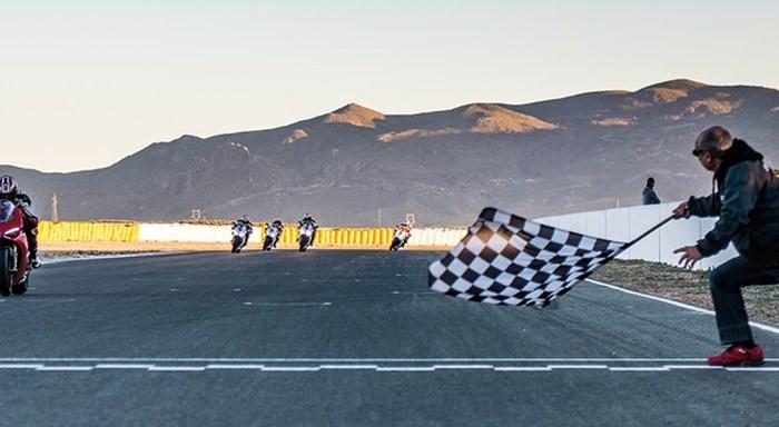 D4U Wintercamp Almería 2020