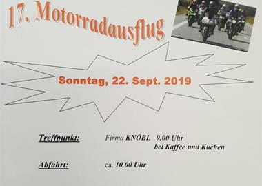Motorrad Termin Motorradausflug