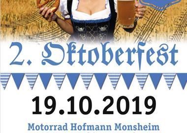 Motorrad Termin MHM Oktoberfest