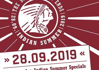 Motorrad Termin Indian Summer